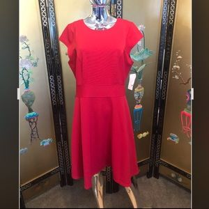 NEW size 14 short red dress